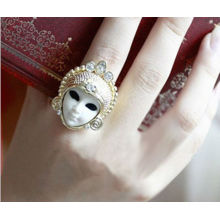 Hot selling fashion egypt doll rings